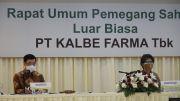 Kalbe Farma Tuntaskan Pembagian Dividen Rp281,3 Miliar