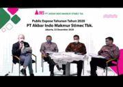 Keluar dari Suspensi, Akbar Indo Makmur Optimis Kinerja Melesat di 2021