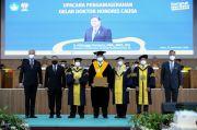 UNNES Anugerahkan Gelar Doktor Honoris Causa kepada Airlangga Hartarto