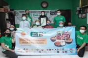 9 Panti Asuhan Dapat Bantuan Paket Makanan dari Warga Bandung