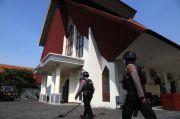 Jelang Natal, Polres Pelabuhan Tanjung Perak Sisir 48 Gereja di Surabaya Utara