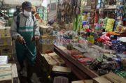 Satu Pedagang Meninggal Positif COVID-19, Pasar di Kediri Dilockdown
