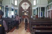 Pastikan Perayaan Natal Terapkan Prokes, Forkopimda Pekalongan Datangi Gereja