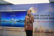 Percepatan Digital Smart-Office, Huawei Luncurkan HUAWEI IdeaHub
