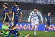 Inter Milan Cicipi Puncak Klasemen Usai Lumat Hellas Verona