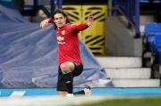 Solskjaer Sanjung Pengaruh Besar Cavani bagi Manchester United