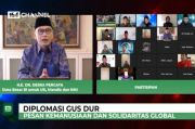 Gus Dur Mewariskan Diplomasi Kemanusiaan dan Solidaritas Global