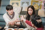Cha Eun Woo Main ke Rumah Moon Ga Young, Diperlakukan bak Menantu