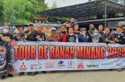Tuntaskan Tour de Ranah Minang 2020, PI-One Dukung Bangkitkan Pariwisata