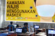 Angka Rt di Kabupaten Tangerang Masih 1,06, Sekolah Tatap Muka Ditangguhkan