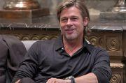 Seteru dengan Angelina Jolie, Brad Pitt Hanya Bisa Habiskan Natal bersama Tiga Anaknya