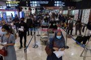 Ratusan Ribu Orang Terbang dari Bandara Soekarno Hatta