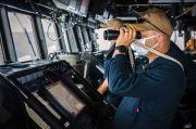 AS Bantah Kapal Perangnya Diusir China dari Pulau Sengketa Laut China Selatan