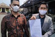 Difitnah Lewat Pesan WhatsApp, Aktivis Pemuda KBB Lapor ke Polres Cimahi