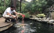 Menengok Aktifitas Machfud Arifin Pasca Bertarung di Pilkada Surabaya