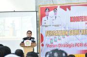 PGRI Sinjai Adakan Konkerkab untuk Rumuskan Program Kerja