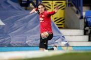 Solskjaer Puji Pengaruh Besar Cavani di Manchester United