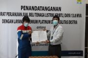Sinergi BUMN, Pertamina EP Lirik Field Gunakan Layanan Premium Platinum Ekstra PLN UIWRKR
