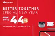 Huawei Sudah Siapkan Hadiah Natal dan Tahun Baru, Anda Cuma Tinggal Tunjuk