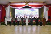 Digagas Pangdam Jaya, Habib Lutfi Bacakan Ikrar Silaturahmi Kebangsaan