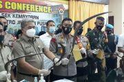 Sabet Dimas hingga Tewas, 8 Pelaku Tawuran di Kemayoran Dibekuk Polisi
