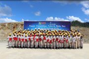 PT IWIP Gelar Pelatihan Gratis Welder Buat Ratusan Warga Maluku Utara