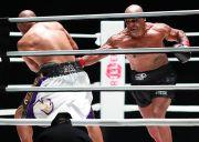 Usyk Lebih Suka Beri Pelukan Ketimbang Duel Lawan Mike Tyson