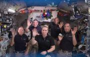 Cuti, Astronot di Stasiun Luar Angkasa ISS Ikut Merayakan Natal