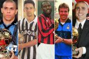 Lima Peraih Ballon dOr yang Gagal di Liga Champions