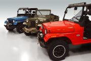 Ironis, Jeep Gagal Cegah Mobil Jeep Tiruan Masuk Amerika