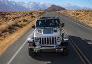 Berkat Insentif, Harga Jeep Wrangler Listrik Mulai dari Rp585,7 Juta