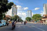 Libur Natal, Jakarta Tampak Lengang