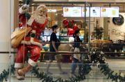 Juragan Mal Sedih, Terlanjur Bersolek Natal Tidak Taunya Sepi Pengunjung