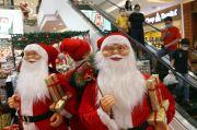 Kasian! Pengunjung Mal Saat Libur Natal Tak Jauh Beda dengan Malam Minggu
