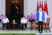 Jaket Biru ala Menteri Baru Viral, Sandiaga Uno: Peluang Dikembangkan UMKM