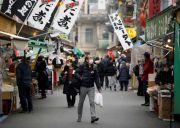 Jepang Larang Masuk Warga Asing setelah Varian Baru Covid-19 Tiba