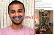 Viral, Muslim Kanada Berbagi Pengalaman Rayakan Natal Pertama