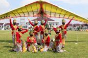 Pembukaan Perkemahan SMA Pradita Dirgantara: Riset adalah Kunci Negara Menjadi Maju