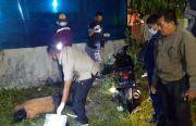 Kecelakaan Tunggal, Pemabuk Tewas di Komplek Perumahan