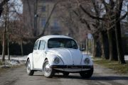 Kisah Unik Volkswagen Kodok Antipeluru dari Italia