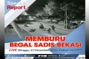 Special Report Live di iNews dan RCTI+ Minggu Pukul 15.00 WIB: Memburu Begal Sadis Bekasi