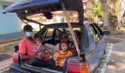 Tragedi Keluarga Tinggal di Proton Saga Tua Gegerkan Malaysia