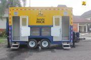 Menteri Basuki Kembangkan Kereta MCK Seharga Rp445 Juta Per Unit
