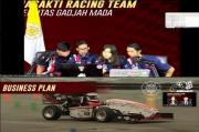 Tim Bimasakti UGM Raih 3 Besar Ajang Formula Student SAE Australasia 2020