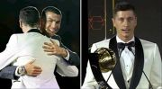 Ronaldo Hibahkan Gelar Pemain Terbaik 2020 ke Lewandowski?