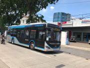 Godaan Bus Listrik China Buat TransJakarta Terus Bermunculan