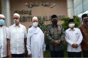 Kunjungi Organisasi Rabithah Alawiyah, Menag Minta Doa Para Habib