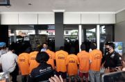 Beranggotakan Puluhan Remaja, Geng Motor Akatsuki 2018 Juga Cari Mangsa di Jakarta
