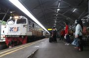Meski Naik Kereta Wajib Test Antigen, Orang-orang Tetap Nekat Mudik Natal ke Jawa