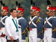 Diam-diam, Para Tentara dan Menteri Filipina Disuntik Vaksin Covid-19